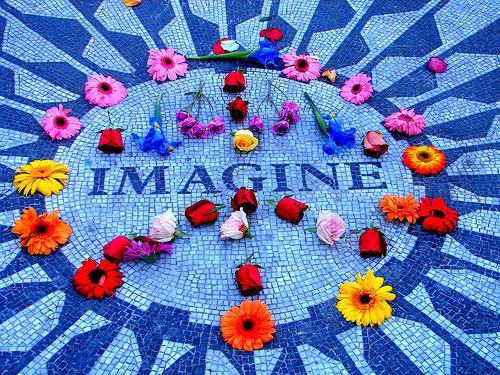 Imagine-peace