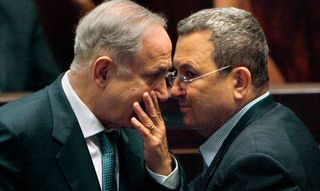 Netanyahu-and-Barak