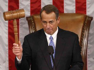 Boehner- gavel