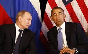 Obammy Putin