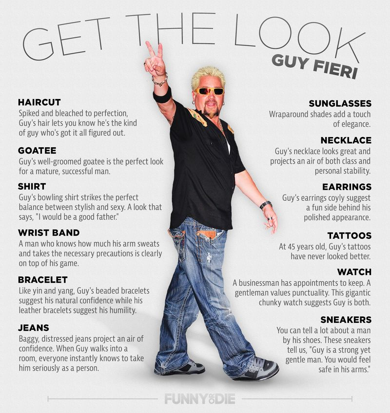 Get the look-guyfieriwide