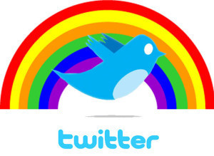 Twitter-gay