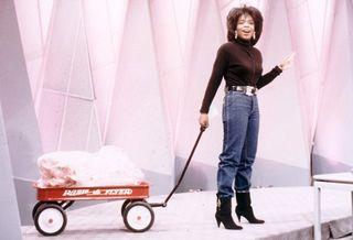 Oprah-wagon