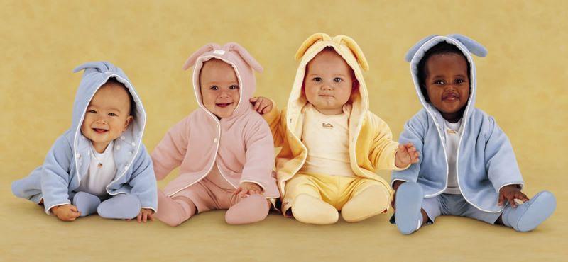 Diversity-babies