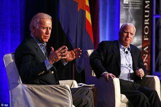 Biden McCain