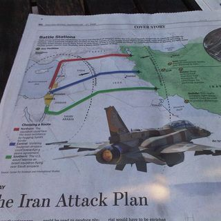 Iran attack plan