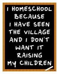 Homeschool.