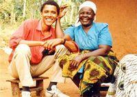 Obama Kenya Gmom